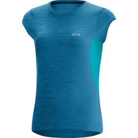GORE WEAR R3 Camiseta Mujer, azul/Turquesa